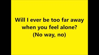 MAGIC! - No Way No ( Lyrics )