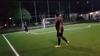Calcio a 6 - Partita del 16.3.2018