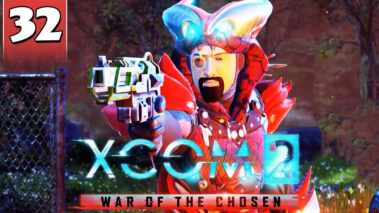xcom 2 war of the chosen 32 advent retaliation youtube. Black Bedroom Furniture Sets. Home Design Ideas