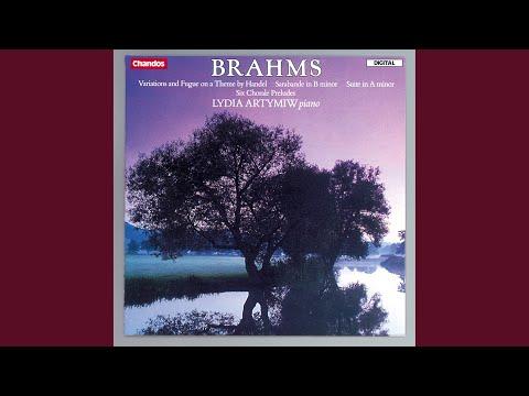 11 Chorale Preludes, Op. 122: 8. Es ist ein Ros' entsprungen (arr. F. Busoni)