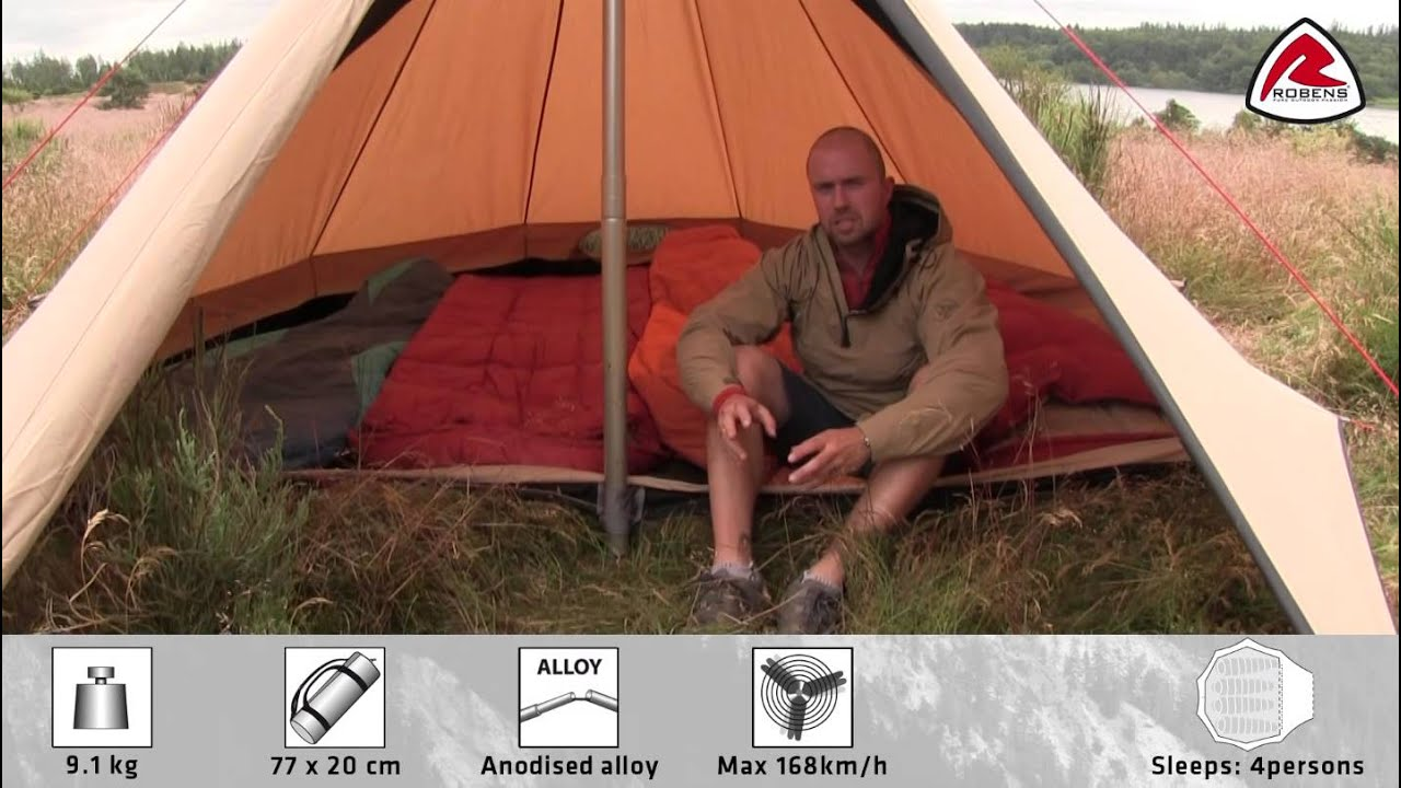 Robens Fairbanks Tent | Pure Outdoor Passion & Robens Fairbanks Tent | Pure Outdoor Passion - YouTube