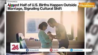 Xu hướng ngại kết hôn ở người trưởng thành tại Mỹ  | VTV24