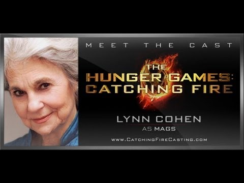 Catching Fire Casting Update: Lynn Cohen as Mags