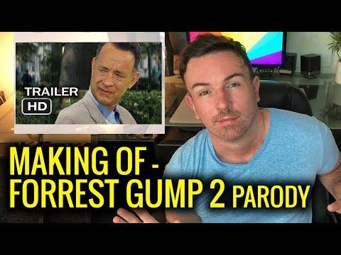 Making The Trailer - Forrest Gump 2 Parody - Episode 8