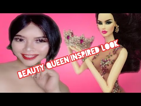 Beauty Pageant Glam Makeup Tutorial thumbnail
