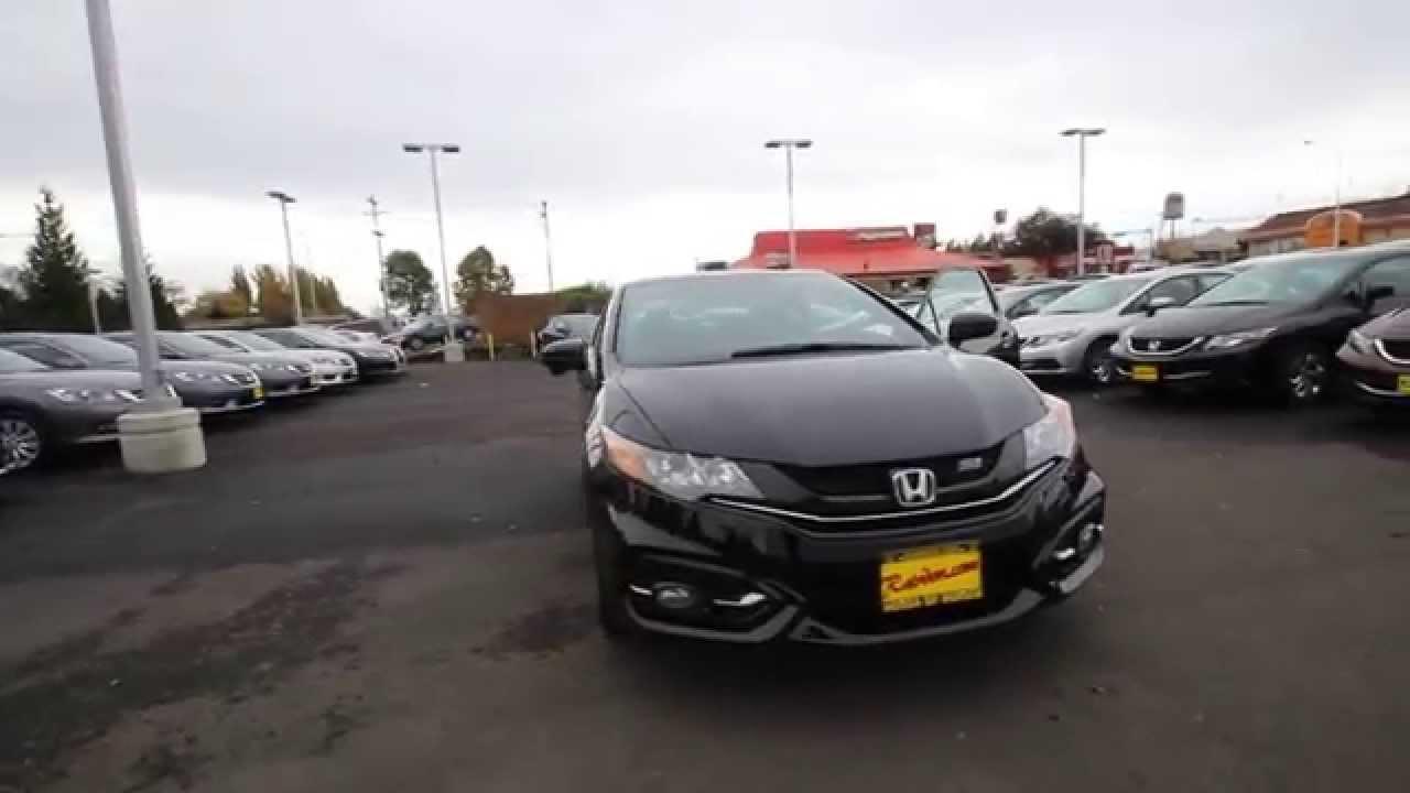 2015 Honda Civic Reviews - Research Civic Prices & Specs ... |Honda Civic Si 2015 Sedan Black