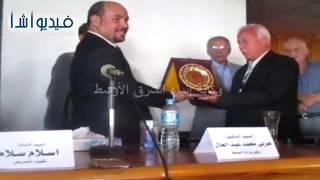 بالفيديو: احتفالية اليوم العالمى للتمريض وتكريم عدد من المتميزين بشمال سيناء