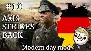 HoI4 - Modern Day - Axis Strikes Back Germany - Part 10