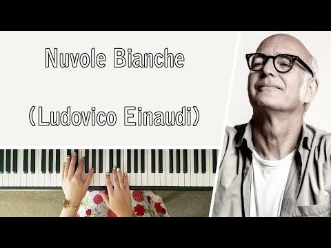 Nuvole Bianche (White Clouds) by Ludovico Einaudi - Piano Cover