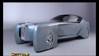 Concept car Rolls Royce Vision Next 100 - Electric Motor News n° 19 (2016)
