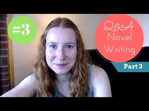 """Q&A with Professional Novel Editor 