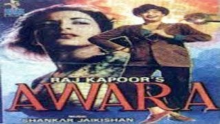Awara│Full Hindi Movie│Raj Kapoor, Nargis
