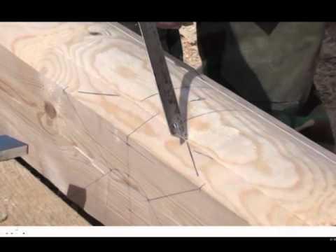 Скрайбер плотника
