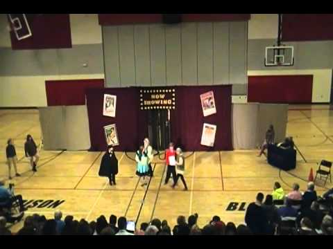 Fort Madison Middle School Sleeping Beauty part 1