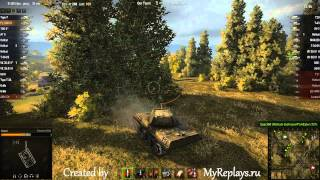WOT: Redshire - Panther-M10 - 2 frags