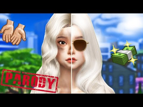 THE SIMS 4: POOR TO RICH (BIRTH TO DEATH STYLE) (PARODY) thumbnail