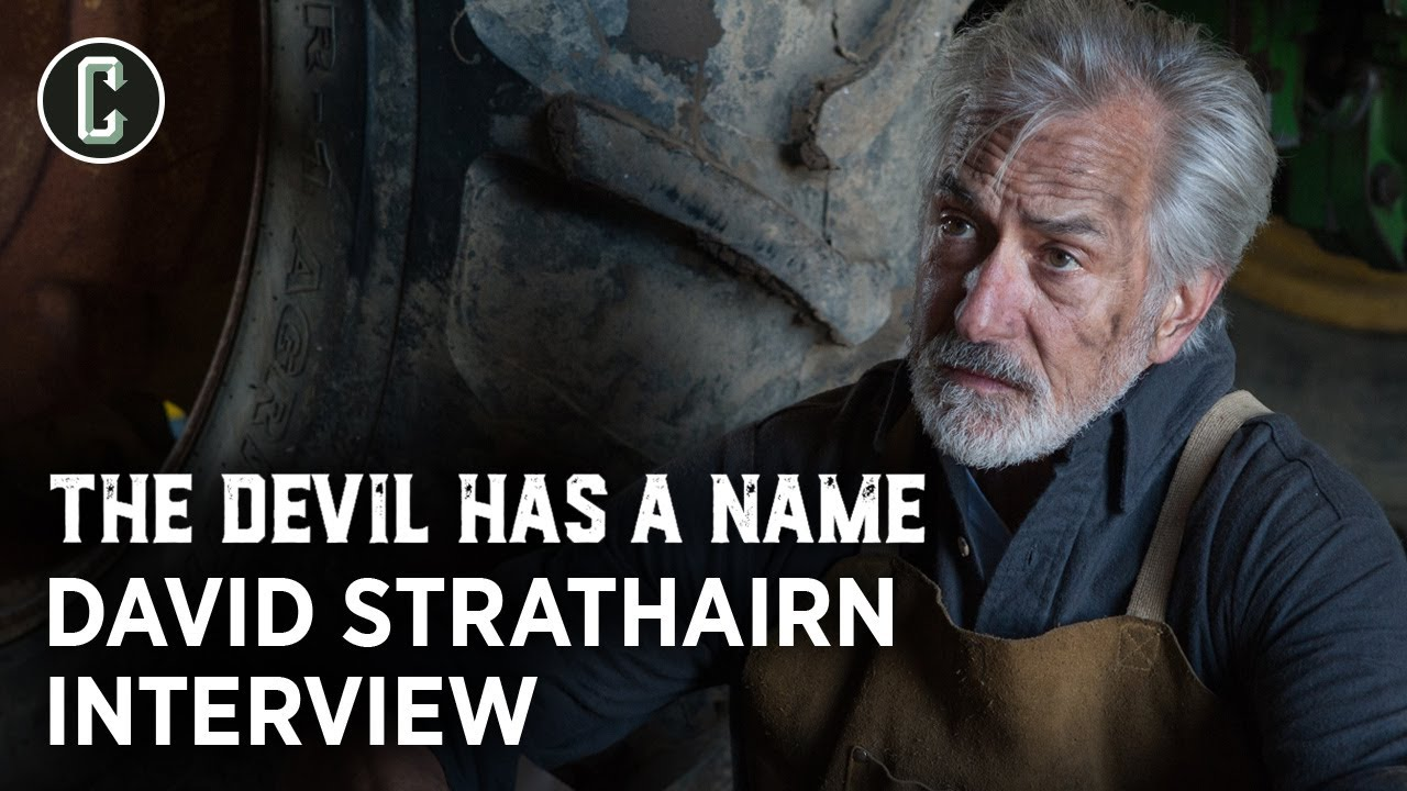 David Strathairn on The Devil Has a Name and Wrestling His Director Edward James Olmos
