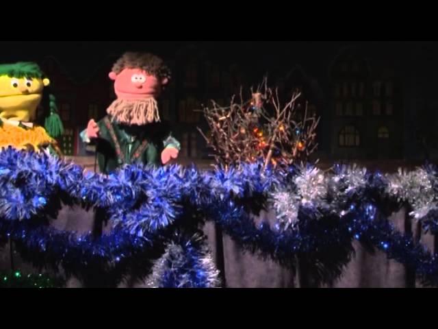 Рождественская история! (кукольный спектакль) для детей!