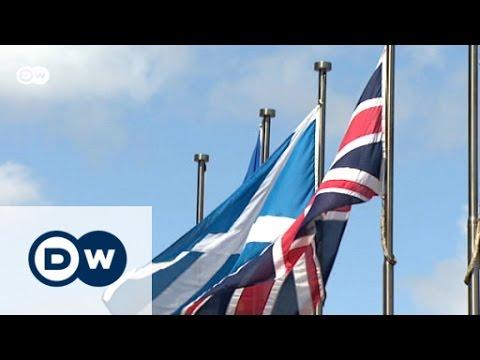 Schottland: Mehrheit Für Verbleib In Der EU | DW Nachrichten