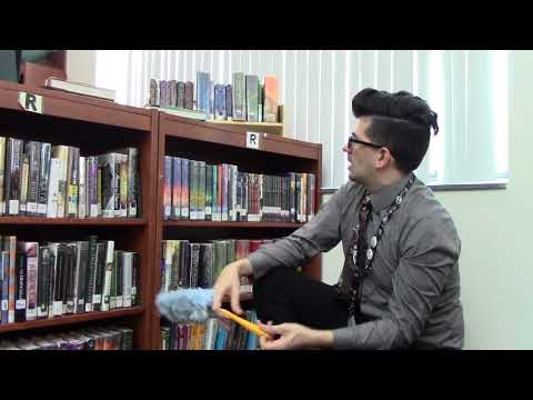 Student Library Assistant Training