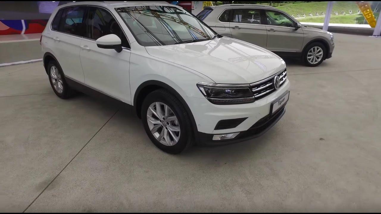 2018 Volkswagen Tiguan 1.4 TSI Highline Full In Depth Review | EvoMalaysia.com - YouTube