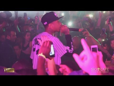 TYGA Live @ SIO CAFE MILANO Exclusive Party (Integrale)