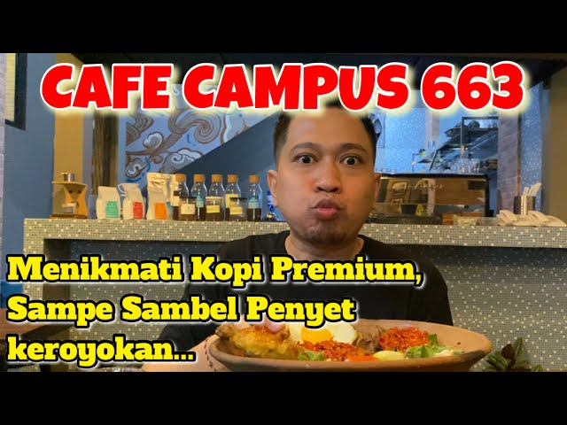 CAFE CAMPUS 663