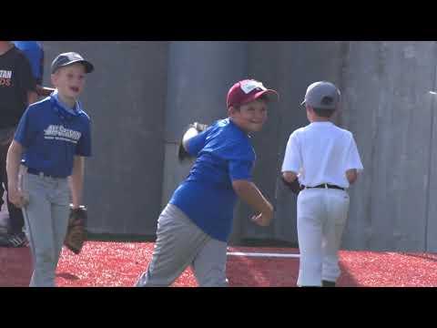 IU Baseball Camp Promo