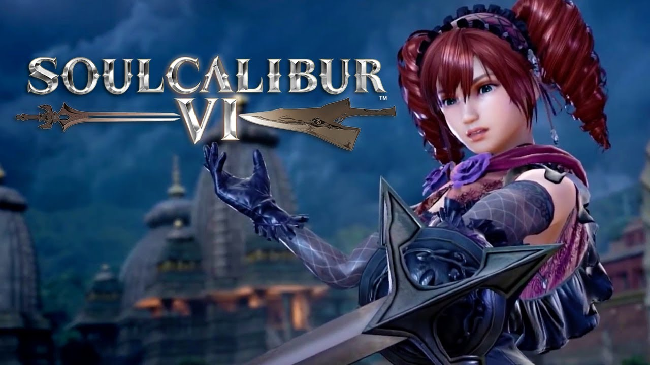 Soulcalibur Vi Amy Official Character Reveal Trailer Youtube