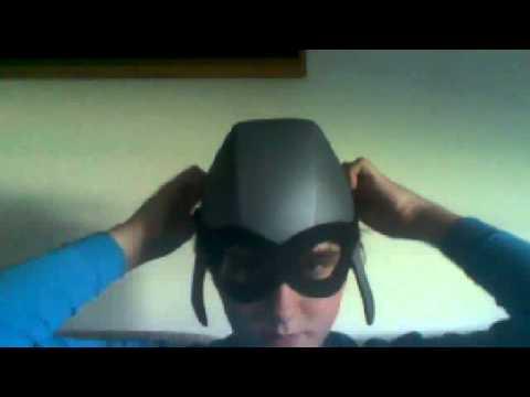 transformation into the mc bat commander