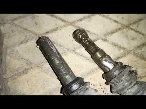 #ФордТранзит ремонт задних суппортов #Ford