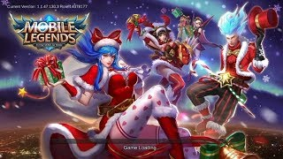 XMAS SKIN ONLY! JOIN ME RANK! :D