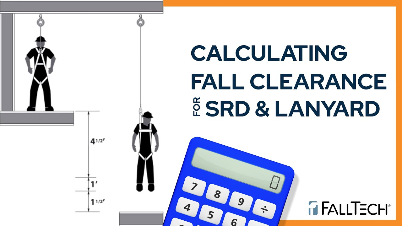 calculating clearfall for your self