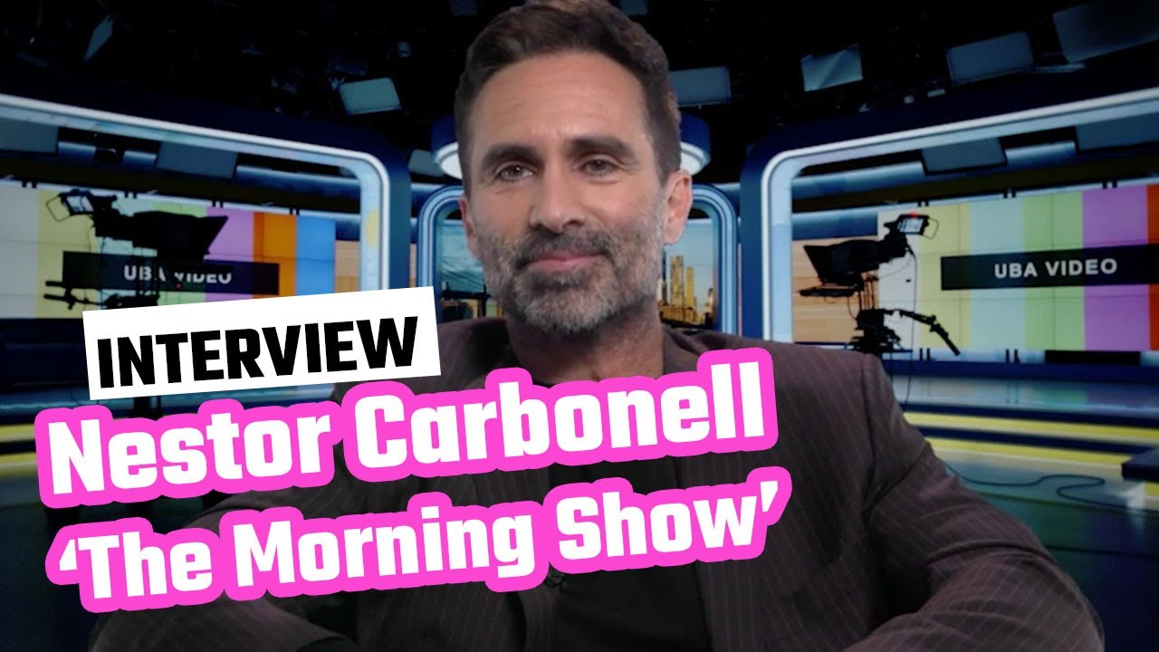 'The Morning Show's Nestor Carbonell Revealed Yanko and Claire's Relationship in Season 2.