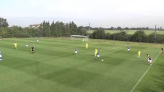 Sensational goal! Ipswich Town academy score amazing team goal