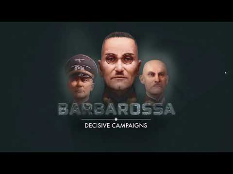 Decisive Campaigns Barbarossa Review + DC Community Project with Iraq/Iran War Showcase