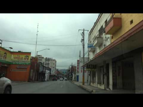Streets of Monterrey, Nuevo Leon, Mexico