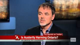 Jim Stanford: Is Austerity Harming Ontario?