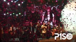 Feria de las Flores 2012 Inauguración - Piso21