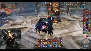 Forsaken world (Warrior Storm(Elemental)) Fun arena 3x3 Dark angel