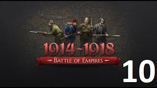 Прохождение Battle Of Empires 1914-1918. Прорыв из окружения - атака (10 эпизод)