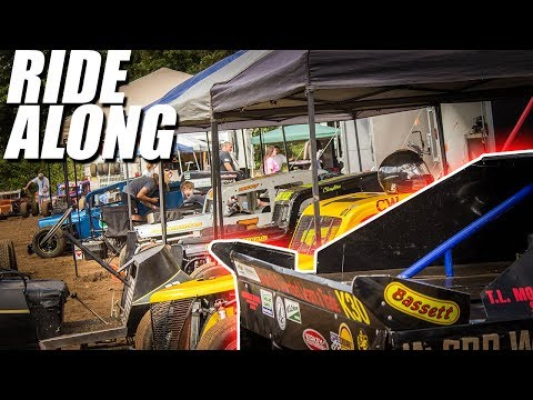 Cottage Grove Speedway - Ride along HOTLAP