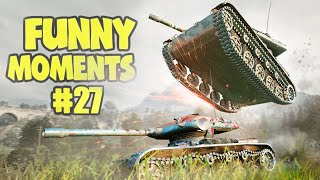 Wot Funny Moments | WoT Replays #27
