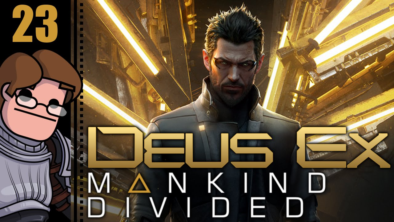 Cry Plays: Deus Ex: Mankind Divided [P6] - video dailymotion