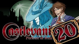Castlevania PoR: Riding my motorcylcle to Winds sad storytime - PART 20!! - Let's Play