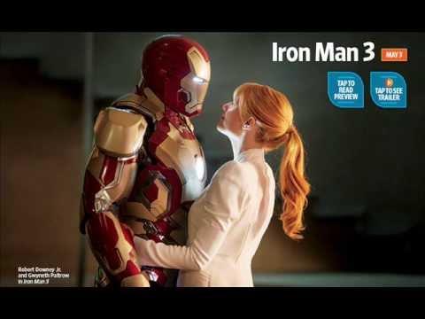 Canción de Iron Man 3 (