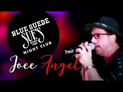 Joee at Blue Suede Sue's, Mississauga 2018