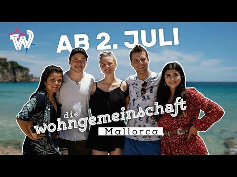 die wohngemeinschaft – Mallorca | Trailer