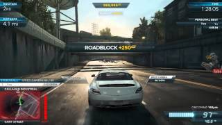 How to beat The BUGATTI VEYRON Super Sport MW#3 Vs Mercedes-Benz SLS AMG NFS MW 2012