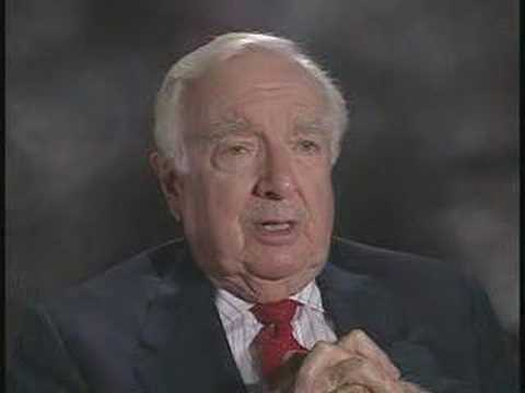 Walter Cronkite Remembers His Tet Offensive Editorial Youtube